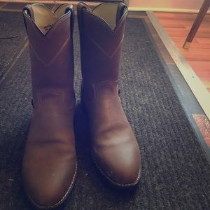 Justin Boots Men's Ranch and Farm boot